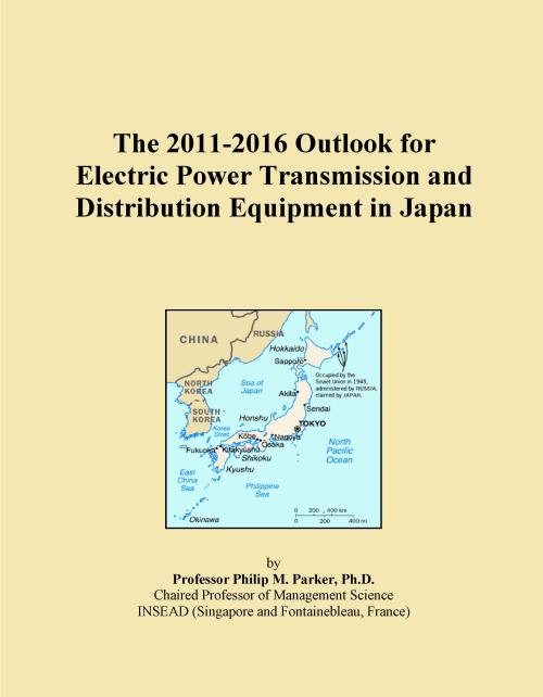 The 2011-2016 Outlook for Electric Power Transmission and Distribution Equipment in Japan - Product Image