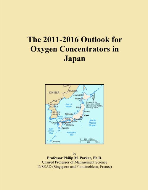 The 2011-2016 Outlook for Oxygen Concentrators in Japan - Product Image