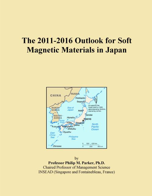 The 2011-2016 Outlook for Soft Magnetic Materials in Japan - Product Image