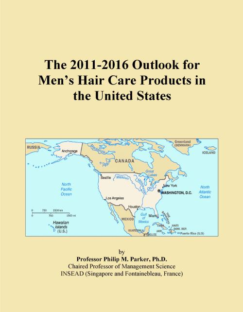 The 2011-2016 Outlook for Men's Hair Care Products in the United States - Product Image