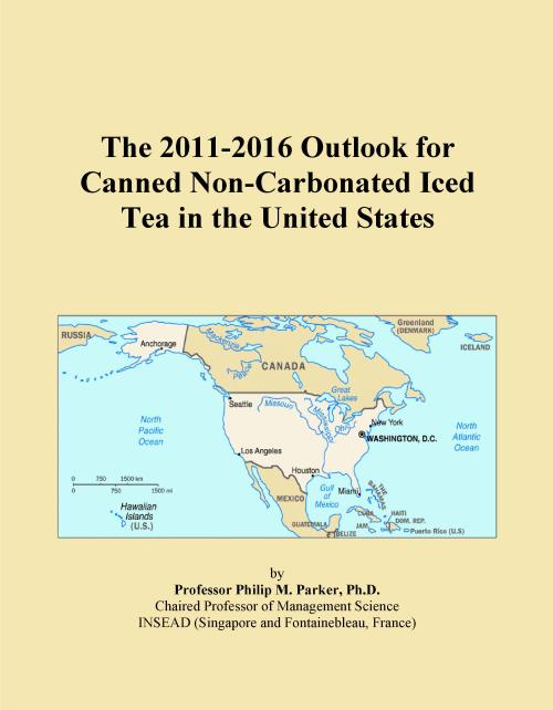 The 2011-2016 Outlook for Canned Non-Carbonated Iced Tea in the United States - Product Image