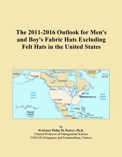 The 2011-2016 Outlook for Men's and Boy's Fabric Hats Excluding Felt Hats in the United States - Product Image