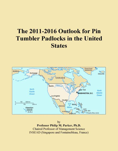 The 2011-2016 Outlook for Pin Tumbler Padlocks in the United States - Product Image