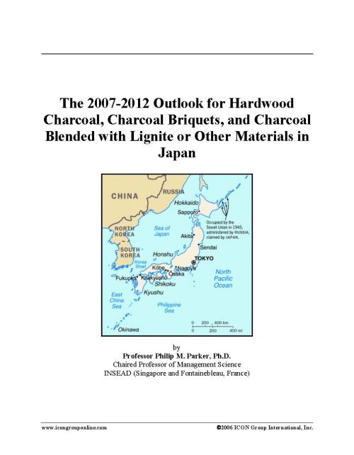 The 2007-2012 Outlook for Hardwood Charcoal, Charcoal Briquets, and Charcoal Blended with Lignite or Other Materials in Japan - Product Image