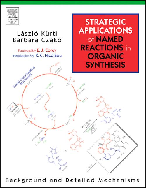 Strategic Applications of Named Reactions in Organic Synthesis - Product Image