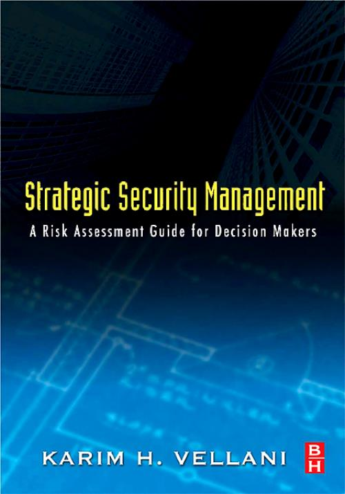 Strategic Security Management - Product Image