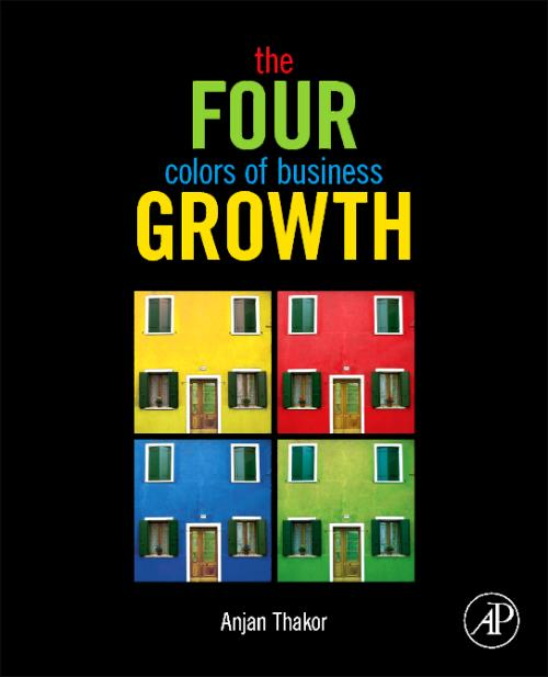 The Four Colors of Business Growth - Product Image
