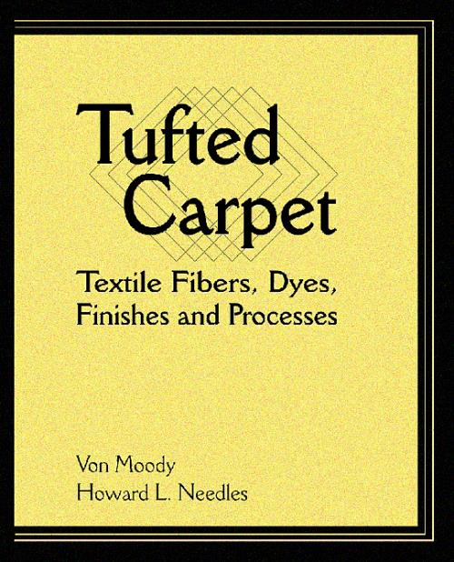 Tufted Carpet. Plastics Design Library - Product Image