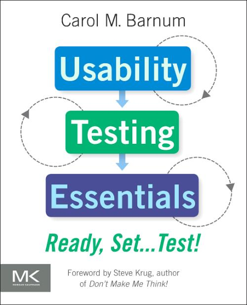 Usability Testing Essentials - Product Image