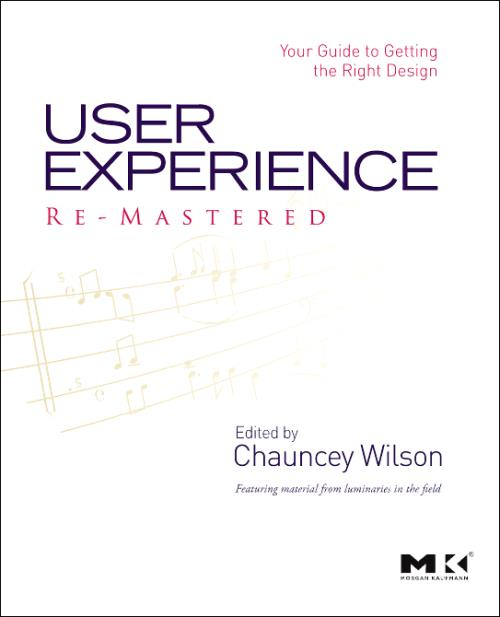 User Experience Re-Mastered - Product Image