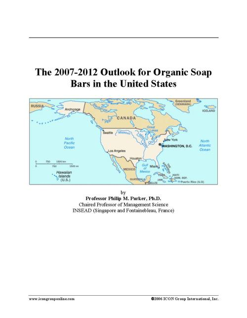 The 2007-2012 Outlook for Organic Soap Bars in the United States - Product Image