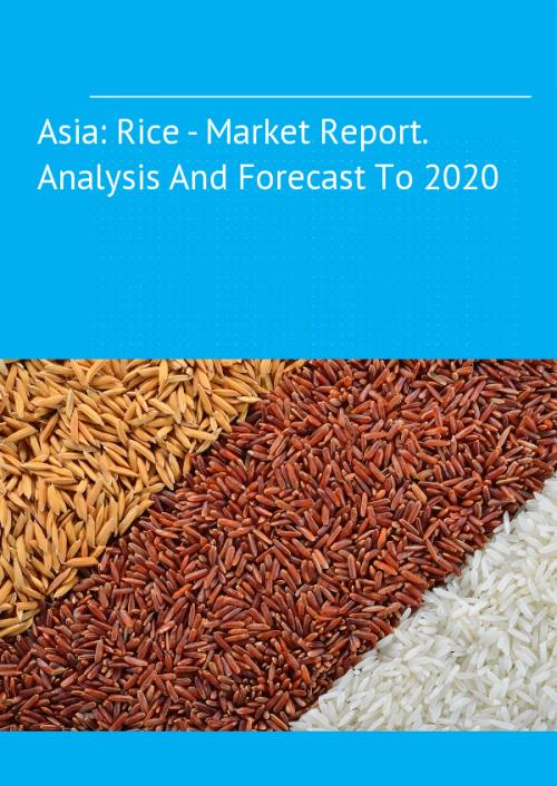 a market report on rice in This report contains assessments of commodity and trade issues made by  market tone table 1:  in rice exports to 70 million tons in 2012,.