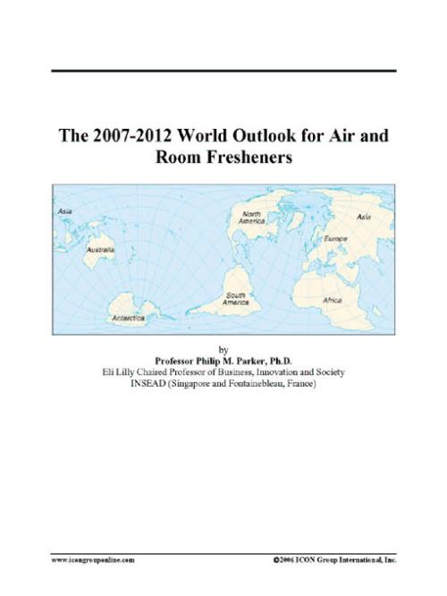 The 2007-2012 World Outlook for Air and Room Fresheners - Product Image