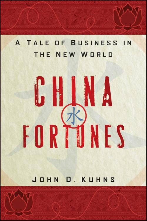 China Fortunes. A Tale of Business in the New World - Product Image