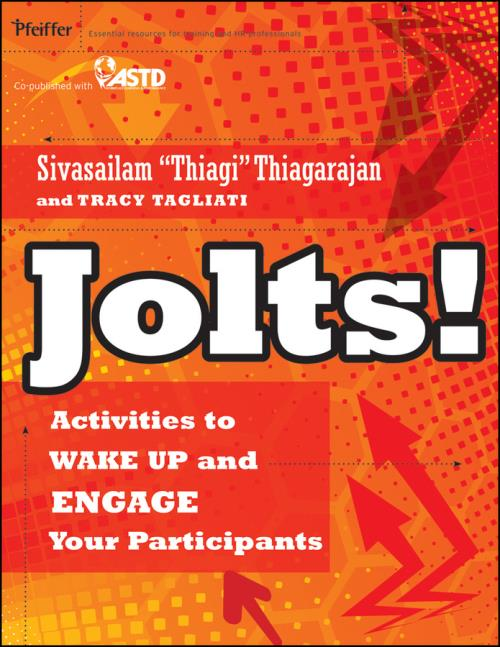 Jolts! Activities to Wake Up and Engage Your Participants - Product Image