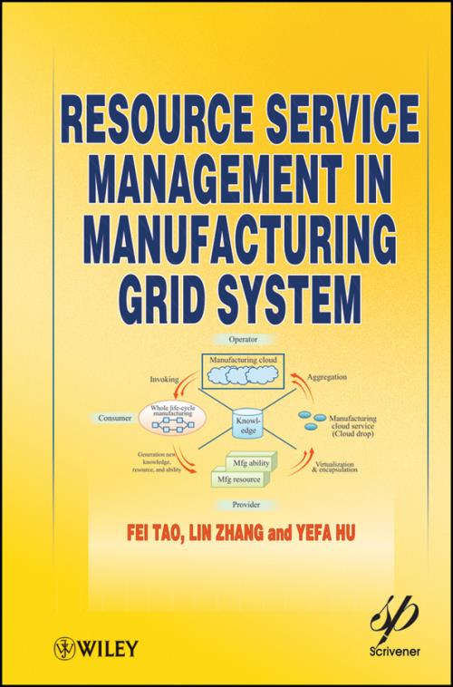 Resource Service Management in Manufacturing Grid System - Product Image
