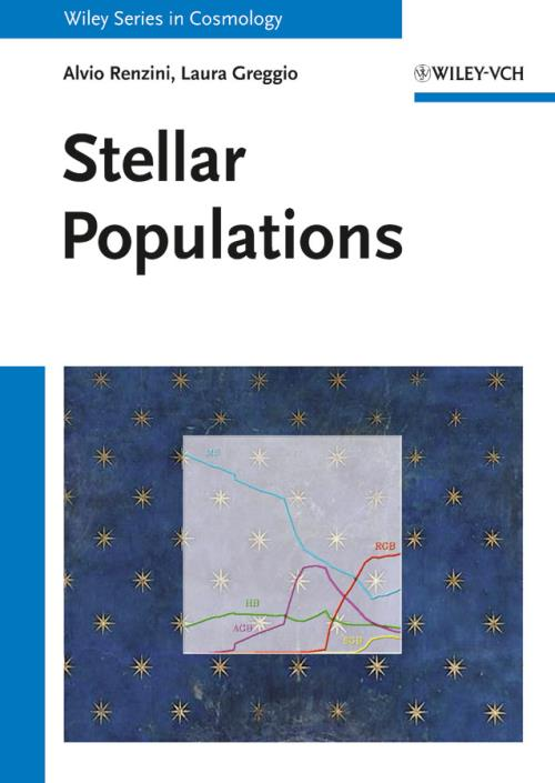 Stellar Populations. A Guide from Low to High Redshift. Wiley Series in Cosmology - Product Image