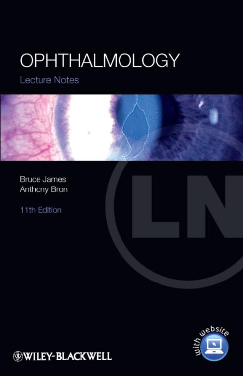Lecture Notes: Ophthalmology. 11th Edition - Product Image