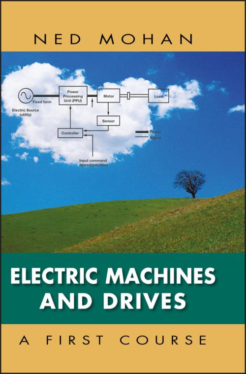 Electric Machines and Drives - Product Image