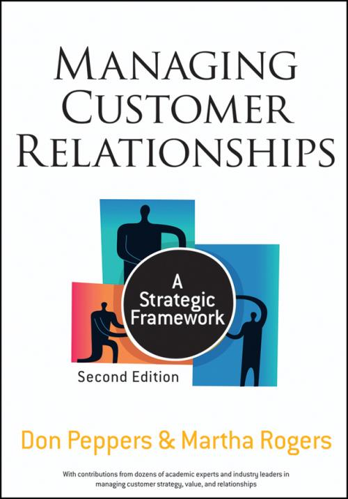 Managing Customer Relationships. A Strategic Framework. 2nd Edition - Product Image
