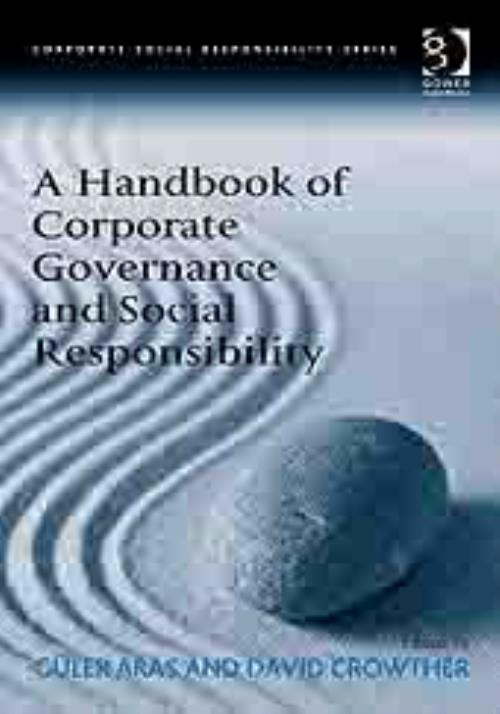 A Handbook of Corporate Governance and Social Responsibility - Product Image