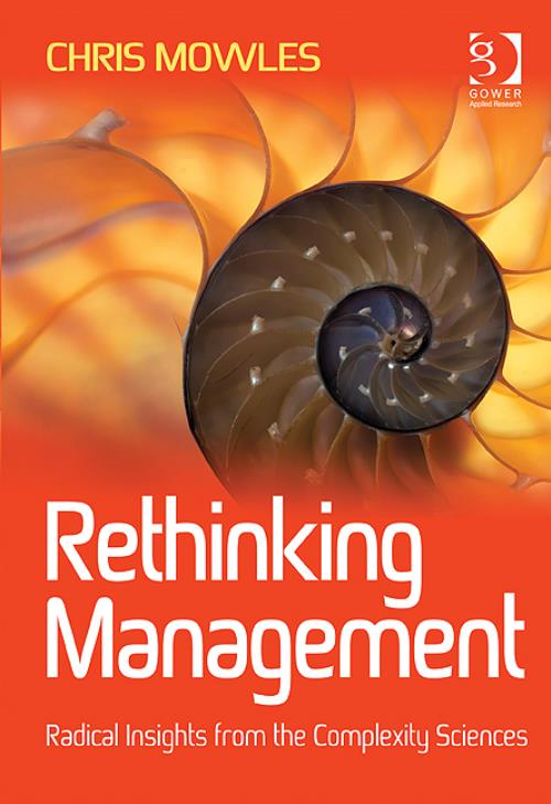 Rethinking Management: Radical Insights from the Complexity Sciences - Product Image