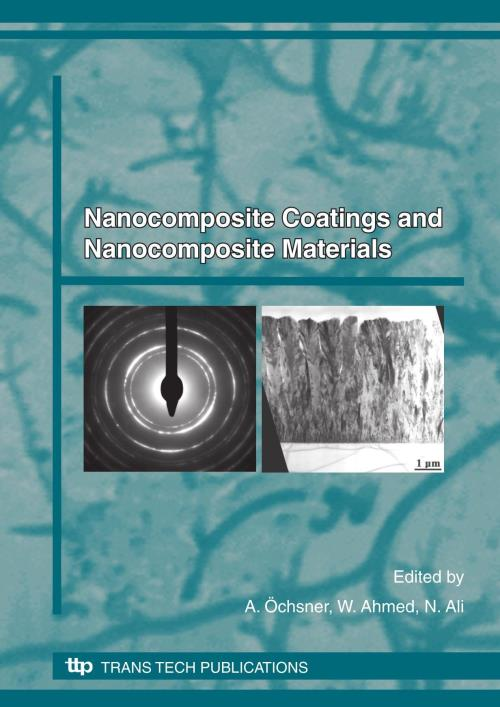 Nanocomposite Coatings and Nanocomposite Materials - Materials Science Foundations Vols. 54-55 - Product Image