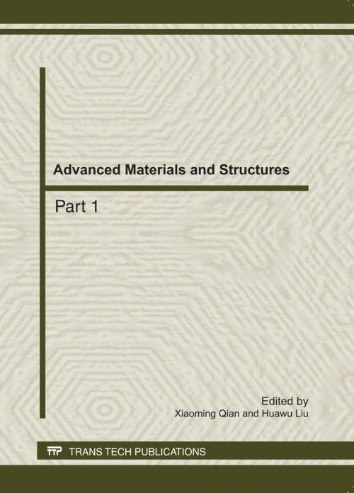 Advanced Materials and Structures - Product Image