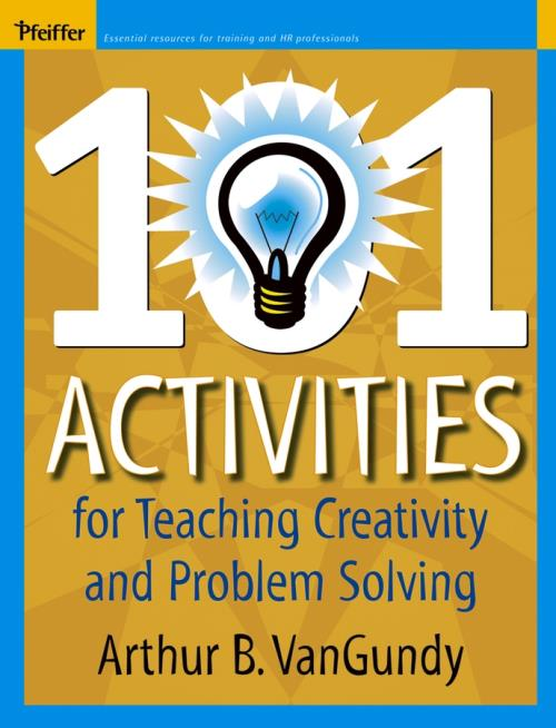 101 Activities for Teaching Creativity and Problem Solving - Product Image