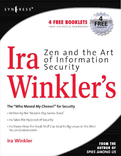 Zen and the Art of Information Security - Product Image