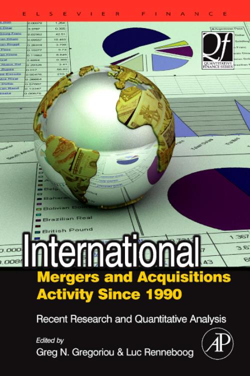 International Mergers and Acquisitions Activity Since 1990. Quantitative Finance - Product Image