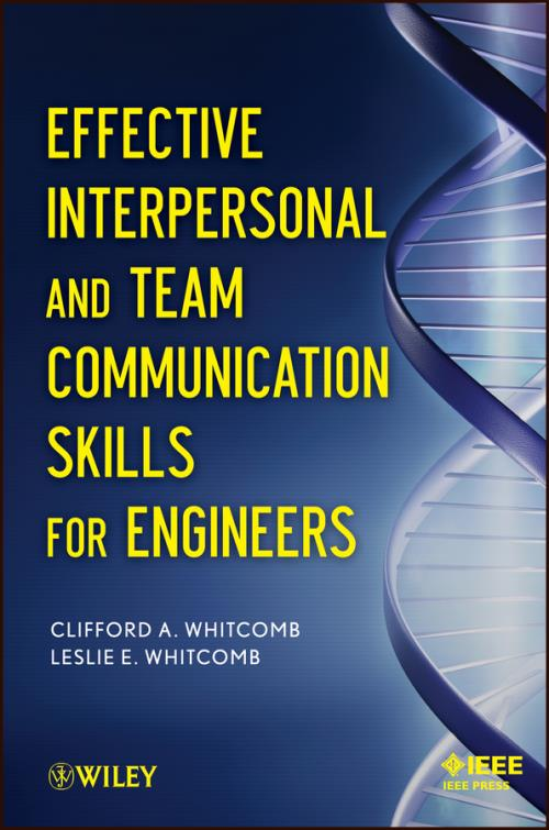 Effective Interpersonal and Team Communication Skills for Engineers - Product Image