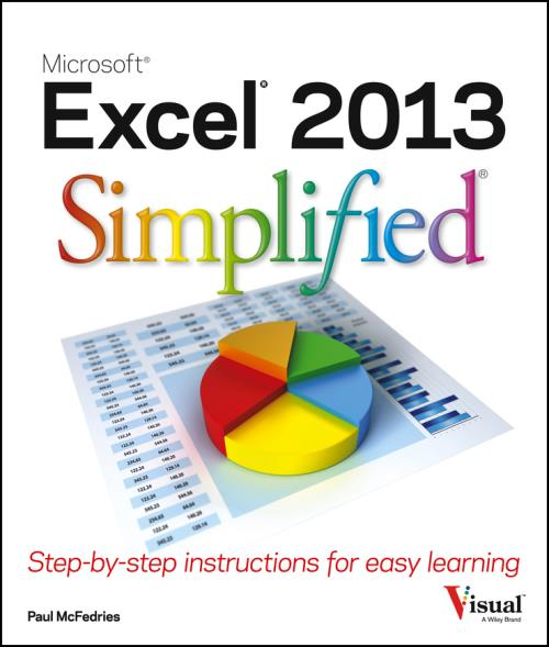 Excel 2013 Simplified - Product Image