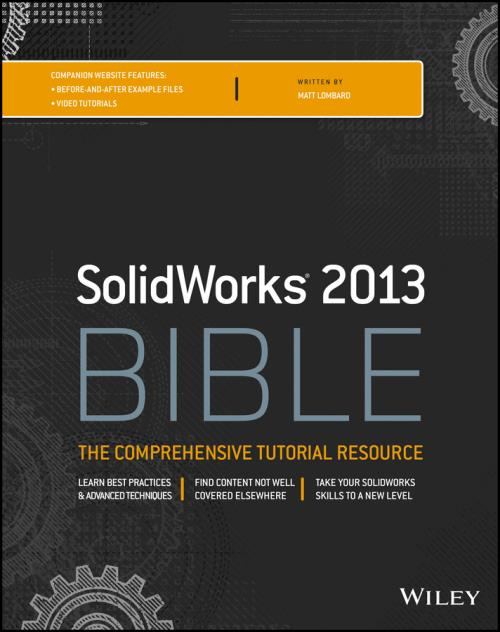 Solidworks 2013 Bible - Product Image