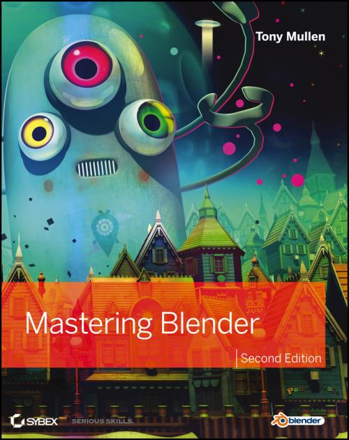 Mastering Blender. 2nd Edition - Product Image