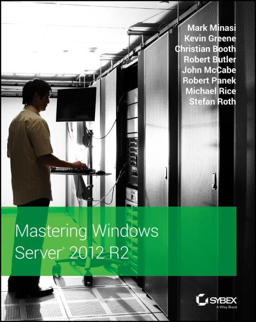 Mastering Windows Server 2012 R2 - Product Image