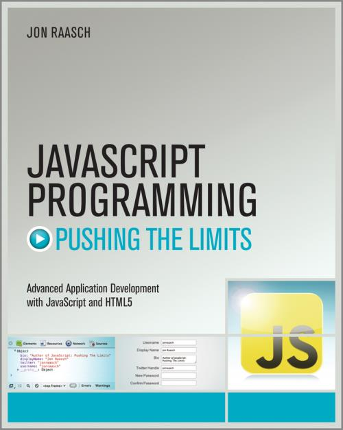 JavaScript Programming. Pushing the Limits - Product Image
