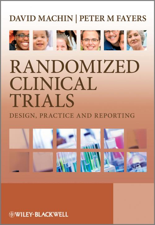 Randomized Clinical Trials. Design, Practice and Reporting - Product Image