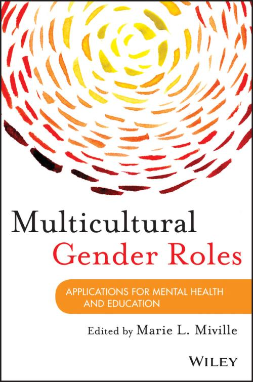 Multicultural Gender Roles. Applications for Mental Health and Education - Product Image