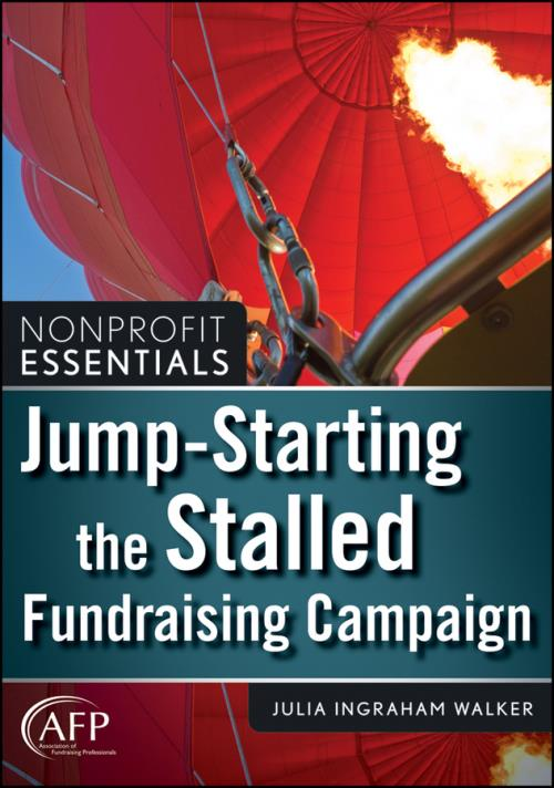 Jump-Starting the Stalled Fundraising Campaign. The AFP/Wiley Fund Development Series - Product Image