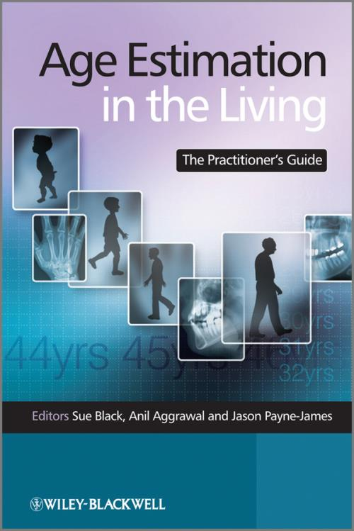 Age Estimation in the Living. The Practitioner's Guide - Product Image