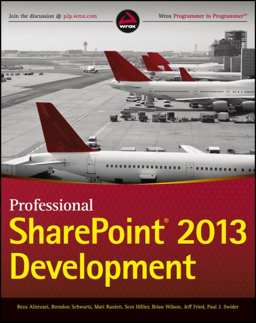 Professional SharePoint 2013 Development - Product Image