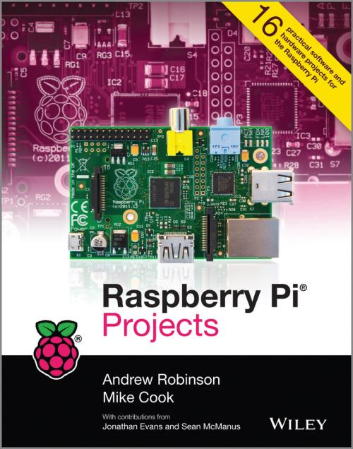 Raspberry Pi Projects - Product Image