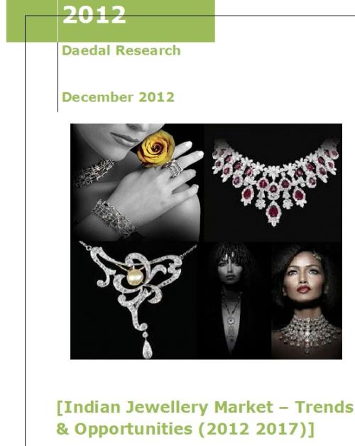 Indian Jewellery Market – Trends & Opportunities (2012 2017) - Product Image