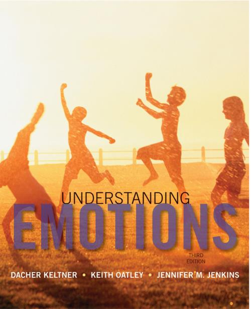 Understanding Emotions. 3rd Edition - Product Image