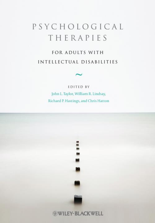 Psychological Therapies for Adults with Intellectual Disabilities - Product Image