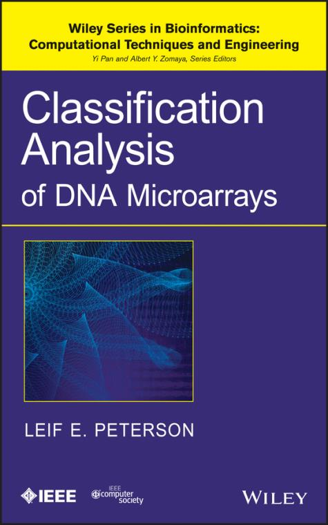 Classification Analysis of DNA Microarrays. Wiley Series in Bioinformatics - Product Image