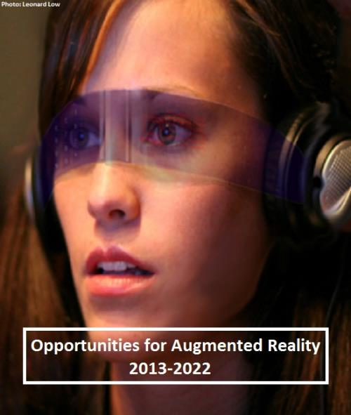 Opportunities for Augmented Reality: 2013-2022 - Product Image