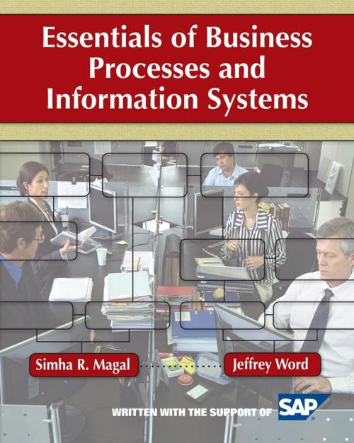 Essentials of Business Processes and Information Systems - Product Image