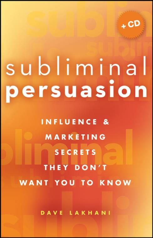 Subliminal Persuasion. Influence & Marketing Secrets They Don't Want You To Know - Product Image